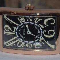 Franck Muller Long Island 18K Solid Rose Gold