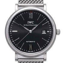 IWC Portofino Automatik Milanaise-Armband Ref. IW356506