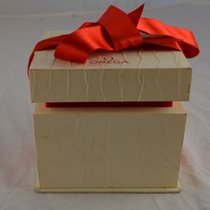 Omega Uhrenbox Watch Box Case Rare Vintage Mit Umkarton 4