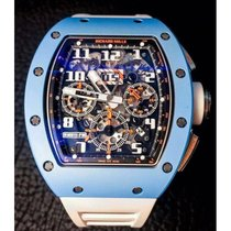 Richard Mille [NEW][LTD] RM 011 Automatic Flyback Chronograph...