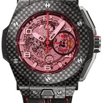 Hublot Big Bang 45 FERRARI RED MAGIC Mens 401.QX.0123.VR