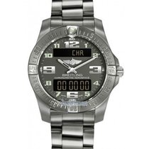 Breitling Aerospace Evo Quartz Chronograph in Titanium