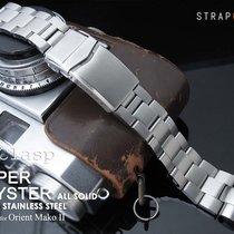 MiLTAT Super Oyster Bracelet for Orient Mako II, V-Clasp