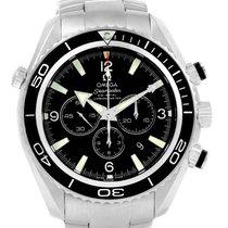 Omega Seamaster Planet Ocean Chronograph Watch 2210.50.00