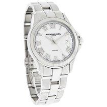 Raymond Weil Parsifal W1 White Dial Swiss Automatic Watch...