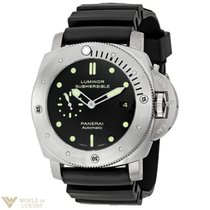 Panerai Luminor Submersible 1950 Automatic Titanium Men`s Watch