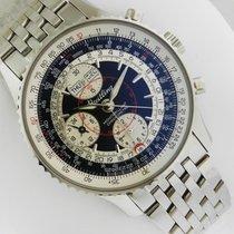 Breitling Montbrillant Datora a2133012 Stainless Steel Bracelet