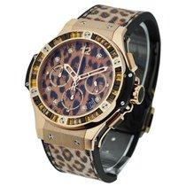 Hublot 341.PX.7610.NR.1976 Big Bang 41mm Gold Leopard - Rose...