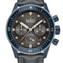Blancpain 5200-0310-G52 A Fifty Fathoms Bathyscaphe Ocean...