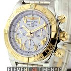 Breitling Chronomat 2Tone Steel And Rose Gold  Ref. B011012