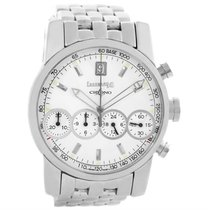 Eberhard & Co. Chrono 4 Stainless Steel Chronograph Mens...