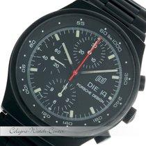 IWC Porsche Design Chronograph Stahl Automatik
