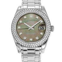 Rolex Watch Pearlmaster 81339