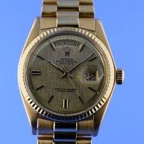 Rolex Day-Date Trump  Golden Weave Sigma Dial 1972