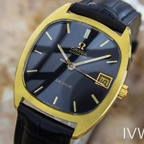 Omega Deville Mens Swiss Made Automatic Vintage 1970s Gold...