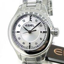 Ebel Onde Damenuhr mit Diamanten Ref: 1216092