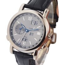 Ulysse Nardin GMT  Perpetual Automatic in White Gold