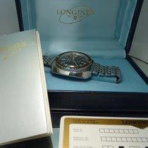 Longines Ultra-Chron Diver sub vintage bakelite bezel with...