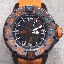 Richard Mille RM028 RJ Ti Diver Brown PVD