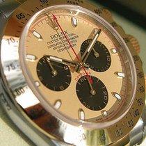 Rolex Daytona 116503 Mens Steel & Yellow Gold Champagne...