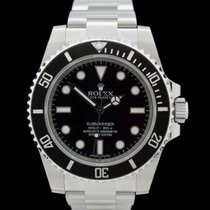 Rolex Submariner Keramik -No Date- Ref.: 114060 - Box/Papiere...