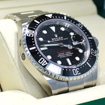 Rolex Sea-Dweller 4000 126600 Steel Diver Watch Ceramic Bezel NEW
