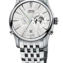 Oris Artelier Greenwich Mean Time Limited Edition Steel