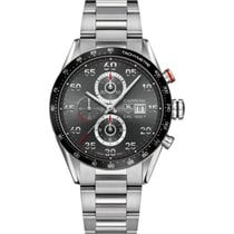 TAG Heuer Automatic Chronograph 1887 43mm Anthracite Dial
