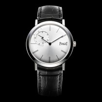 Piaget [NEW] Altiplano Automatic 18K Solid White Gold