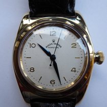 Rolex Oyster Perpetual Bubble Back 9k Gold Ref. 3131 1945/1946
