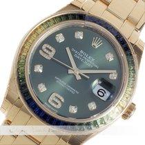 Rolex Datejust Pearlmaster Gelbgold 86348SABLV