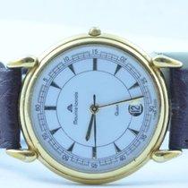Maurice Lacroix Calypso Damen Uhr Stahl/gold Vergoldet 34mm