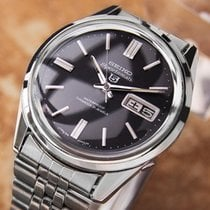Seiko 5 Sportsmatic Automatic 6619 9080 Stainless Steel...