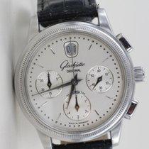 Glashütte Original Senator Stahl Chronograph 39 32 03 03 04
