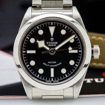Tudor 79500  Heritage Black Bay 36 BLACK SS (25226)