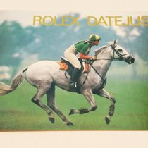 Rolex Brochure istruzioni Datejust anni '80