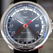 IWC Yacht Club Worldtimer, Ref 3266-02