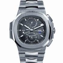 Patek Philippe Nautilus Travel Time Chrono Steel 5990/1A-001
