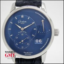 Glashütte Original PanoReserve FULL SET 2016 Blue dial