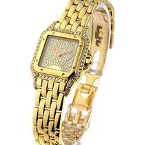 Cartier pantherygsunrise Yellow Gold PANTHER - Small Size -...