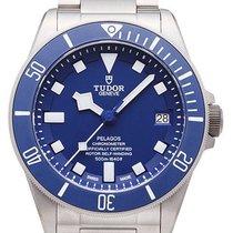Tudor Pelagos Titan Blue Automatik Date 42 mm Ref. 25600TB