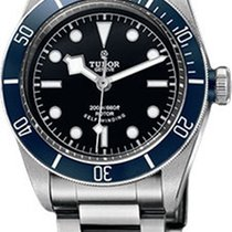 Tudor Heritage Black Bay Stainless Steel 79220B 95740