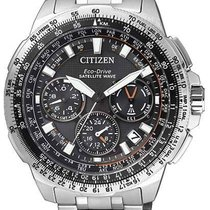 Citizen Elegant Eco Drive Satellite Wave GPS Titanium CC9020-54E