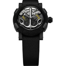 Romain Jerome STEAMPUNK TATTOO-DNA TEXTILE YELLOW