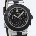 宝格丽 (Bulgari) Diagono Aluminum Chronograph 38mm AC38TA Just...