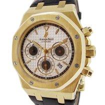 Audemars Piguet 18K Gold Royal Oak Chronograph, Automatic,...