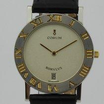 Corum Romulus Quartz Steel 43.901.21