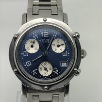 Hermès CLIPPER CHRONOGRAPH  MEDIUM SIZE VERY RARE