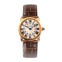Cartier Ronde Quartz Ladies Watch Ref W6800151