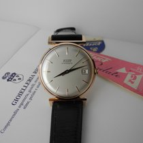 Tissot Visodate Vintage  18K Pink Gold N.O.S. year 1958